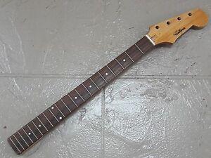 vintage 1960 39 s ventura bass guitar neck 30 5 slab rosewood kawai mij japan ebay. Black Bedroom Furniture Sets. Home Design Ideas
