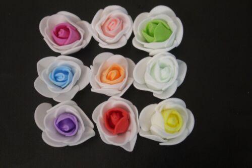 5pc Rattan Reed Diffuser Refill Sticks Fragrant Oil Decorative Rose Flower Petal