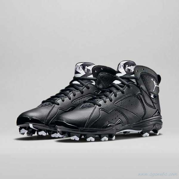Mens Air Jordan 7 Retro MCS 684942-010 Black/White Brand New Comfortable The latest discount shoes for men and women