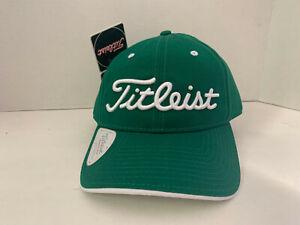 NEW-Titleist-Unisex-Ball-Marker-Cap-Green-White