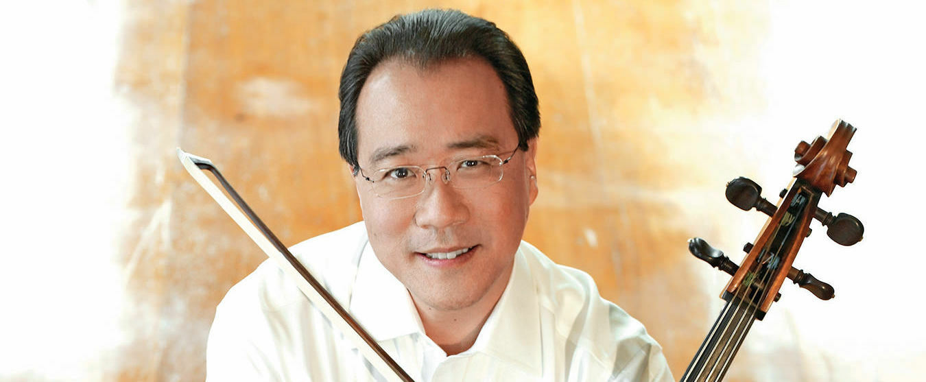 Yo-Yo Ma with The National Symphony Orchestra