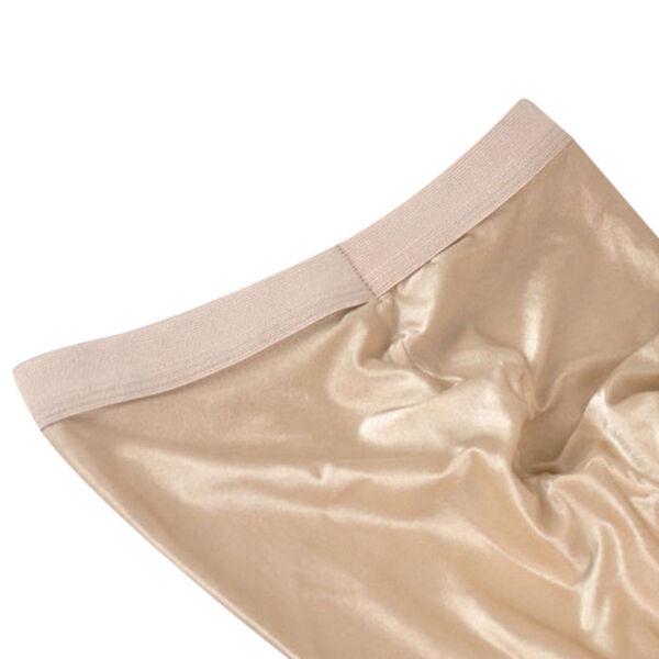 Damen Strumpfhose 70den Glanzstrumpfhose Figurformende Stützstrumpfhose S/M L/XL