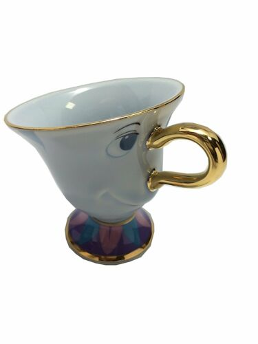 Tokyo Disneyland Limited Beauty and the Beast Tea Cup New From Japan F//S