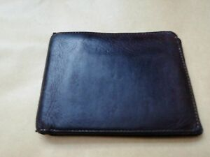 98b0c6a68b Image is loading Mulberry-Brown-Leather-Bifold-Wallet