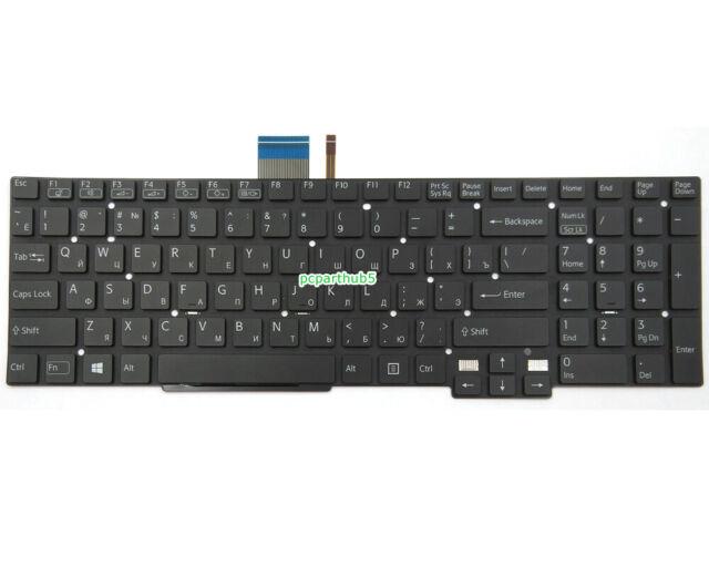 NEW Black Genuine Sony SVT141A11L SVT14126CXS SVT14124CXS SVT14112CXS  Keyboard