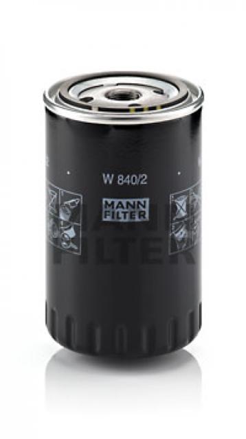 MANN-FILTER Ölfilter für Schmierung W 840/2