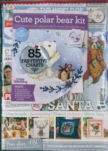 Christmas 2020 Issue 275 The World Of Cross Stitching Magazine English cross stitch magazine World of Cross Stitching 275 | eBay