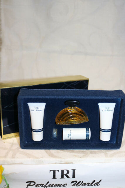 Only by Julio Iglesias Eau de Parfum Women Miniature set (Lotion, Powder, Bath )