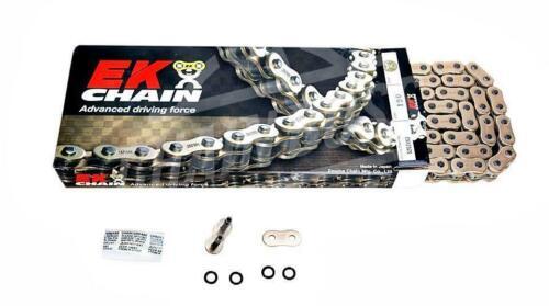 EK Chains 530 x 120 Links ZVX3 Extreme Series Xring Sealed Gold Drive Chain