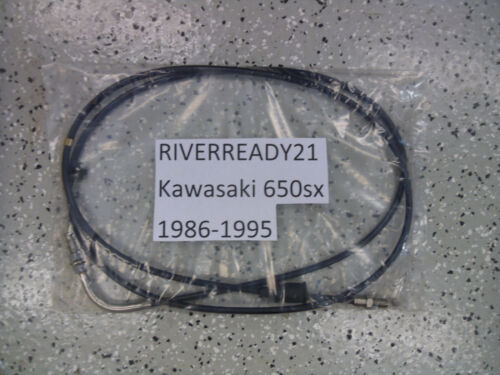 Kawasaki 650-sx Jet-Ski Throttle cable 86-95 New In stock RTS Stand up