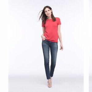 AG-Adriano-Goldschmied-Womens-27R-Stilt-Cigarette-Leg-Jeans-4-Year-Dreamer-Wash