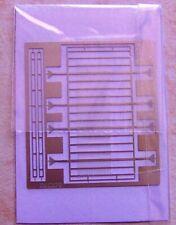 GALERIE DE TOIT CAMION MERCEDES 406 D ASSISTANCE RALLYE METAL AU 1//43 90 X 43 mm