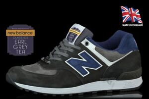the best attitude fc4a6 94106 Details about DS NEW BALANCE 576 MADE IN ENGLAND UK TEA PACK GREY M576TGY  1300 1400 1500 10.5