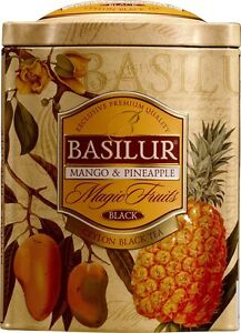 Basilur Magic Fruits   Black Tea With Pineapple & Mango by Basilur