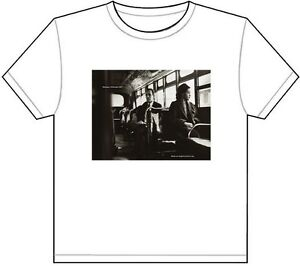 Rosa Parks T-Shirt Civil Rights Mens Tee Shirt Knowing What Must Be Done