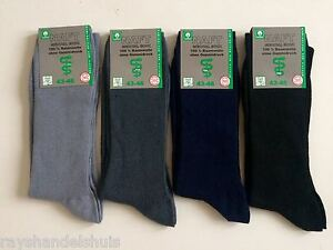 Medical-Diabetes-sokken-4-pairs-jeans-size-43-46
