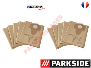 10 x ru 30L poussière sacs pour aquavac 760 7605 8504 aspirateur