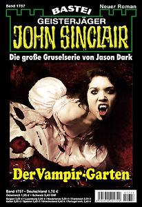 John-Sinclair-Nr-1757-Zustand-1-1-Auflage