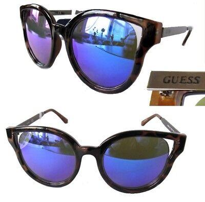 NWT GUESS GF0324 Womens Sunglasses Tortoise//Brown $75