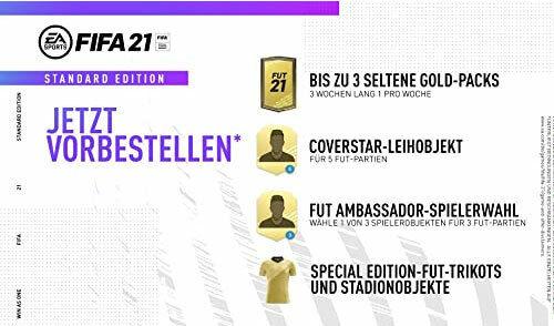 FIFA 21 Preorder / Vorbesteller Bonus, DLC, FUT, Gold Packs ◄deutscher Händler►