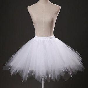 Ausdauernd De Röcke Junggesellenabschied Tütü Tüllrock Petticoat Ballett Reifrock Skirt De Weich Und Rutschhemmend Unterröcke & -kleider Röcke