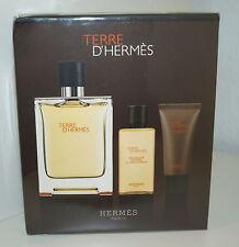 Hermes Terre D´Hermes 75ml Eau de Parfum+40ml Duschgel+15ml After Shave Balm SET