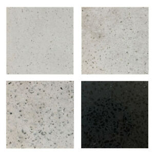 20mm Quartz Stone For Kitchen Bathroom Vanity Laundry Bench Top
