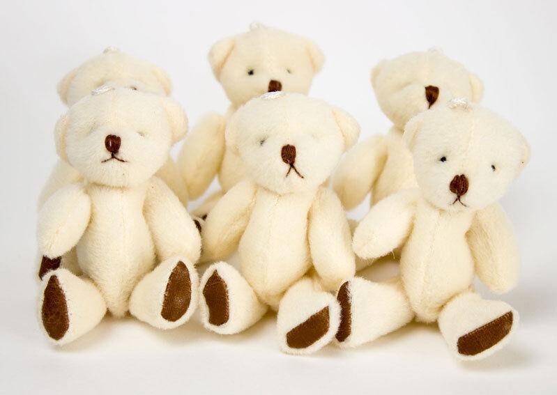 NEW - Teddy Bears - Little Cute And Cuddly - Gift Present Birthday Xmas