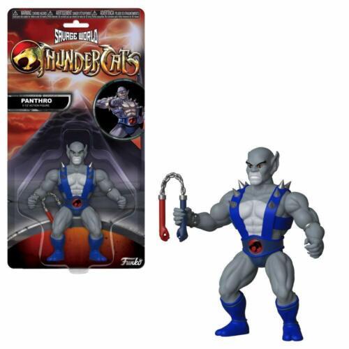 Funko Savage World Thundercats Panthro Collection motu super 7 mattel NEW