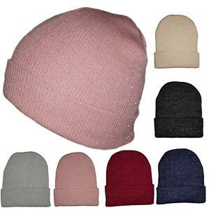 Cappello invernale donna cuffia beanie berretto ...