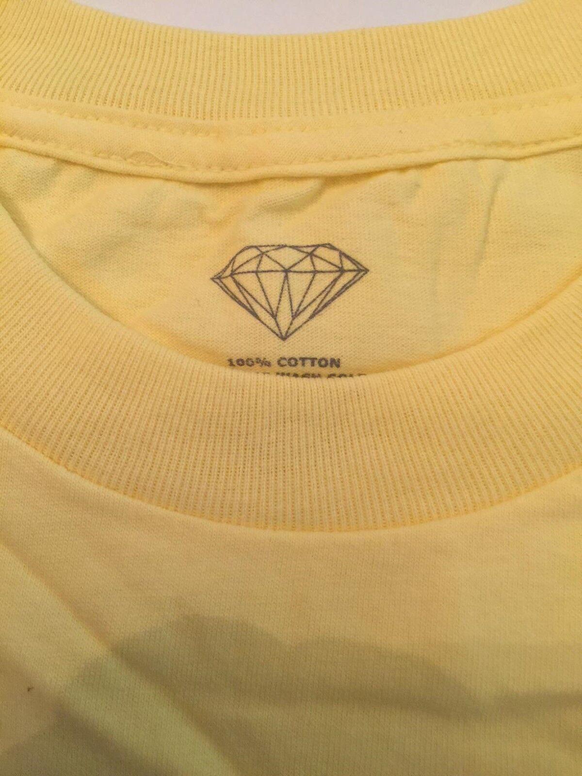 Diamond Supply Co. Diamond RARE Side Pina Colada Tee s/s Large RARE Diamond 2008 92df11