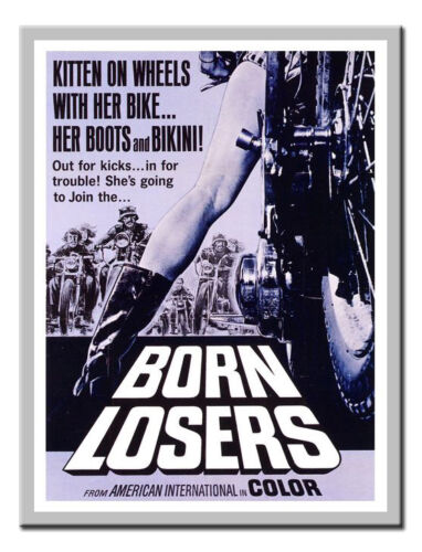Born Losers Biker Movie Print 1978 Framed And Memo Board Available
