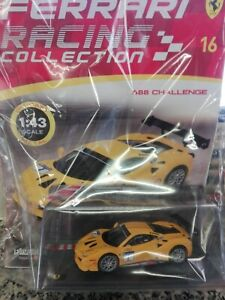 FERRARI-488-CHALLENGE-1-43-FERRARI-RACING-COLLECTION-16-MOC-DIE-CAST