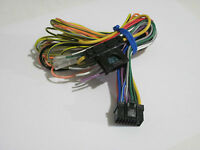 Original Alpine Ive-w535hd Wire Harness D