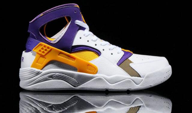 sports shoes f899f f4abf Nike Air Flight Huarache size 13 Lakers PE. Kobe 9 10 X IX 705005-