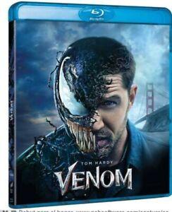 Venom Blu-ray REGION LIBRE.A-B-C  (NUEVO PRECINTADO)