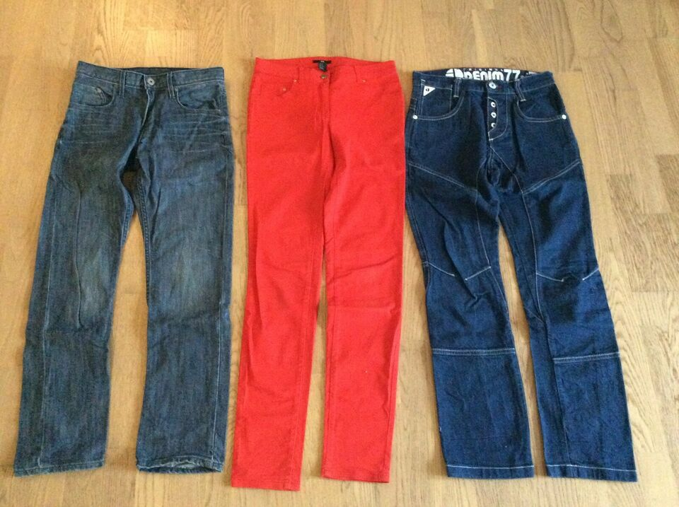 Bukser, Bukser, Diverse