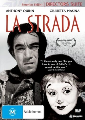1 of 1 - La Strada (DVD, 2005) - Region 4