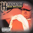 Mak Million by Haystak (CD, Sep-1998, Street Flava Records)