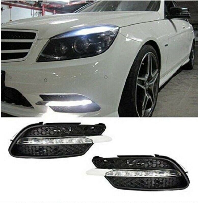 Mercedes W204 New Style Accessories