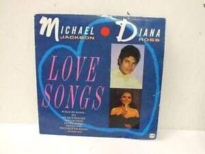 Michael-Jackson-amp-Dianna-Ross-Love-Songs-Vinyl-Record-1987