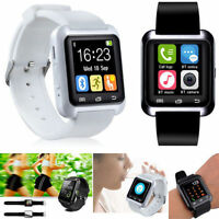 Touch Screen Bluetooth Wrist Smart Watch For Galaxy Tab J5 J7 Motorola LG G3 HTC