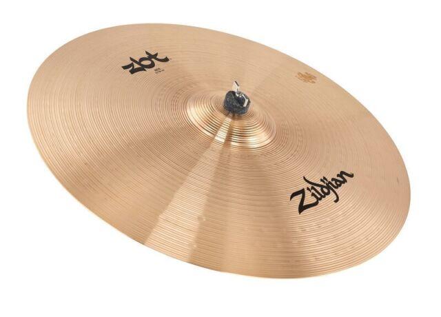 zildjian zbt20r 20 zbt ride cymbal for sale online ebay. Black Bedroom Furniture Sets. Home Design Ideas