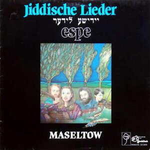Espe-Jiddische-Lieder-Maseltow-LP-Vinyl-Schallplatte-157348