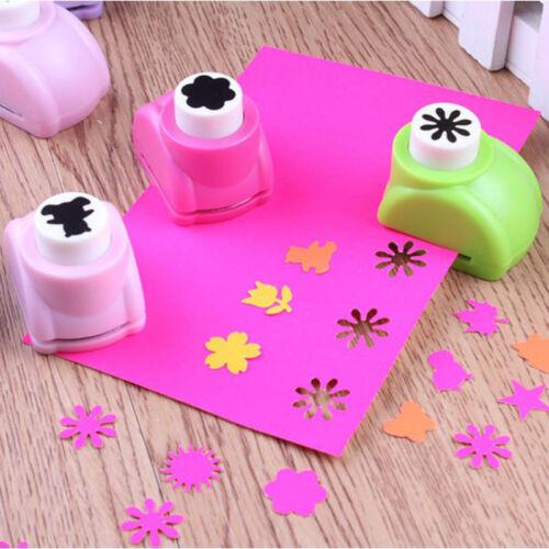 1PC Mini Scrapbook Punches Handmade Cutter Card Craft DIY Paper Craft Punch Hole