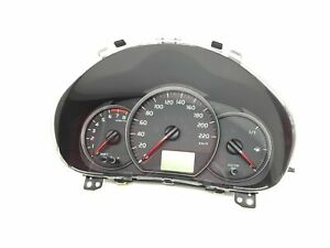 Toyota-Yaris-Km-H-Compteur-de-Vitesse-Instrument-Cluster-Speedo-83800-0DP60