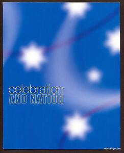 2003-Celebration-amp-Nation-Post-Office-Pack-Australia-Mint-Stamps
