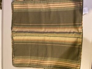 3 Discontinued Pottery Barn 100 Cotton Throw Pillow