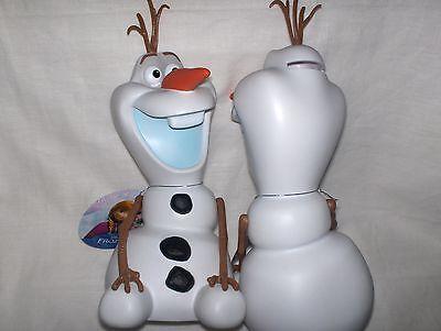 24cm,pvc Neu,ovp,lizenz Online Shop Olaf Spardose,ca Frozen Eiskönigen Disney