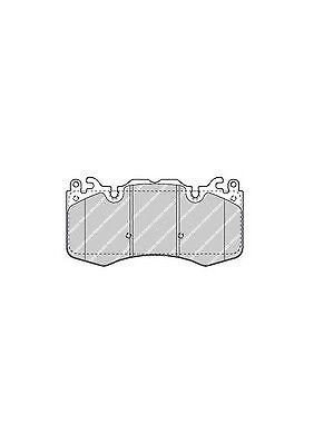 Brand New Ferodo Front Brake Pad FDB4379-12 Month Warranty!
